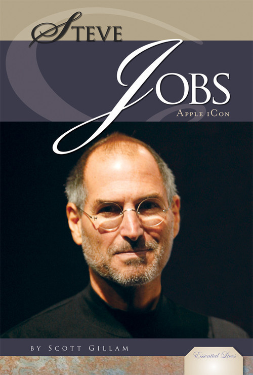 Cover: Steve Jobs: Apple iCon