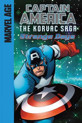 Cover: Strange Days: #1