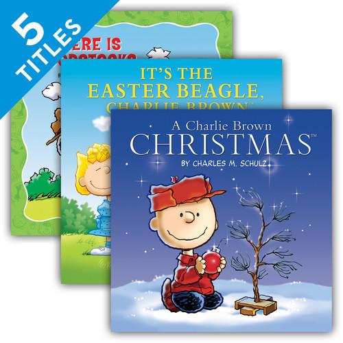 Cover: Peanuts Picture Books