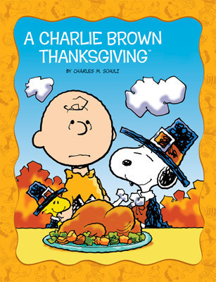 Cover: Charlie Brown Thanksgiving
