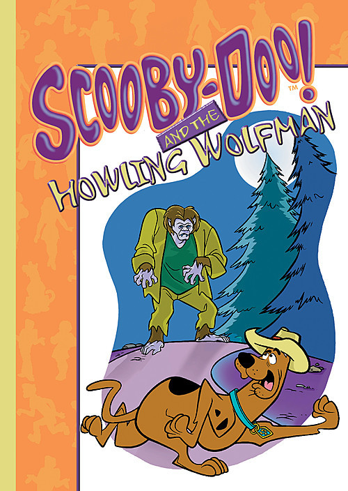 Cover: Scooby-Doo! and the Howling Wolfman