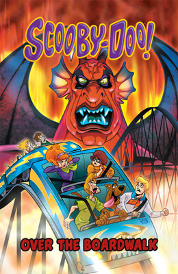 Cover: Scooby-Doo in Over the Boardwalk