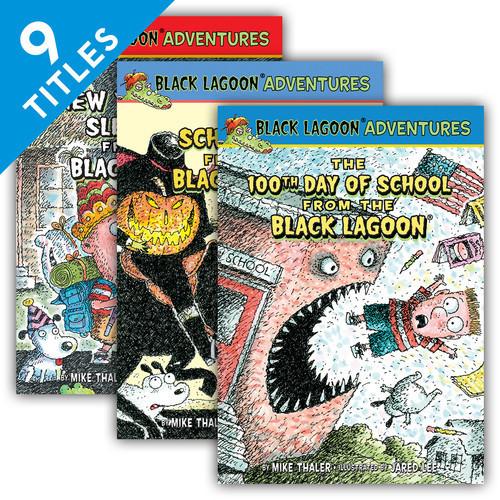 Cover: Black Lagoon Adventures Set 3