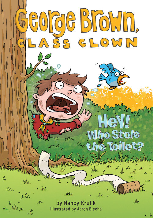 Cover: Hey! Who Stole the Toilet?