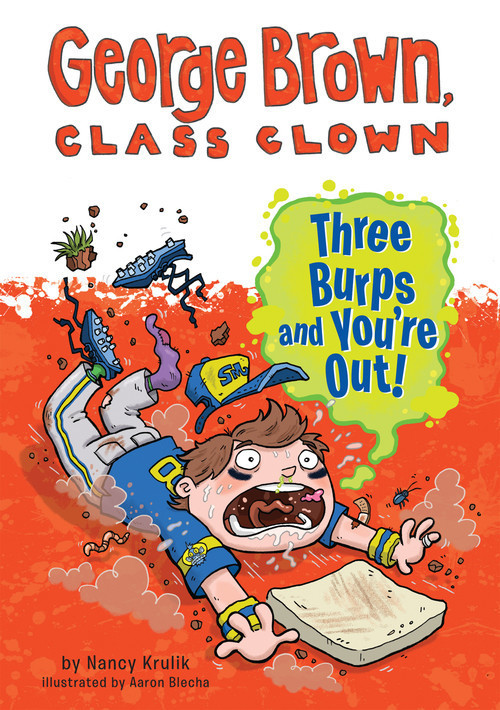 Cover: Three Burps and You're Out!