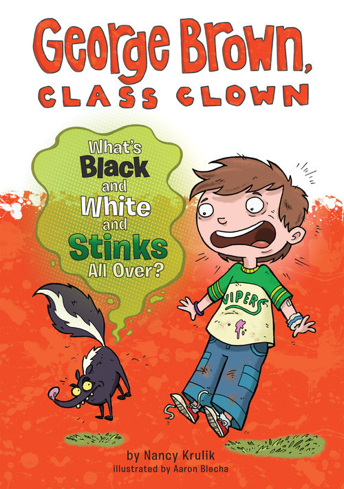 Cover: What's Black and White and Stinks All Over?