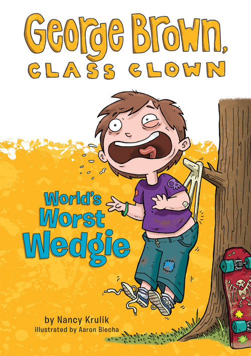 Cover: World's Worst Wedgie