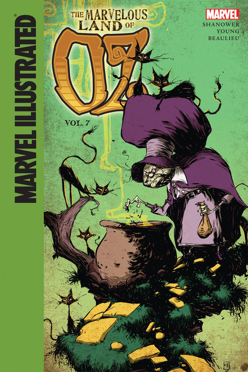 Cover: Marvelous Land of Oz: Vol. 7
