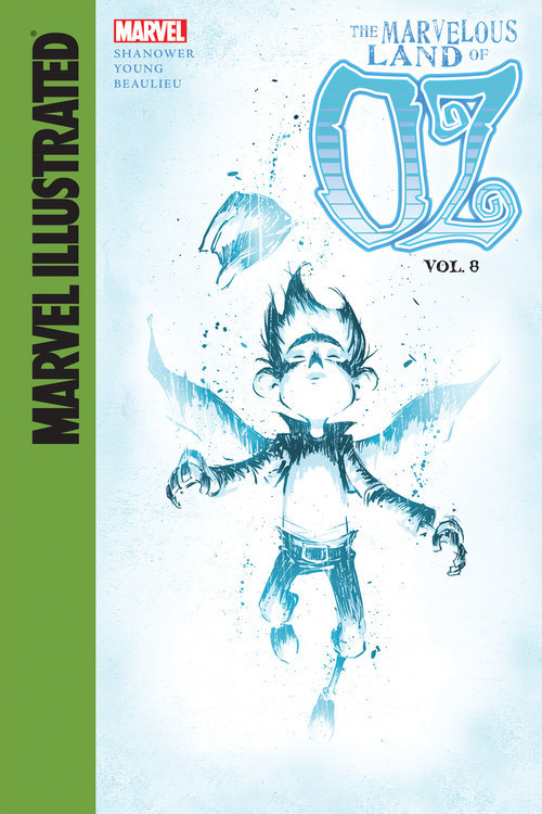 Cover: Marvelous Land of Oz: Vol. 8