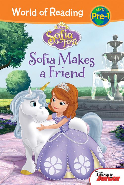 Cover: Sofia the First: Sofia Makes a Friend