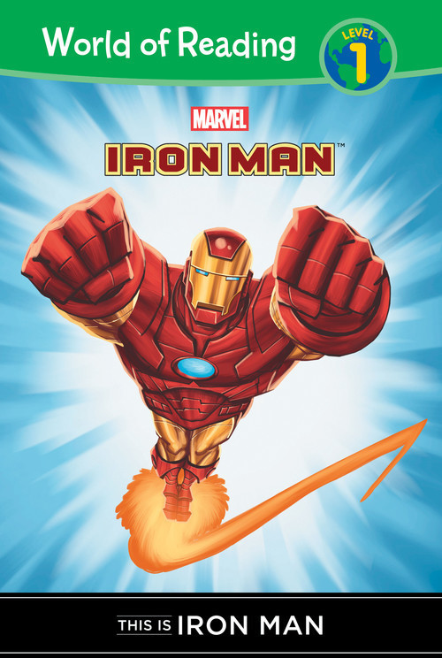 Cover: This is Iron Man