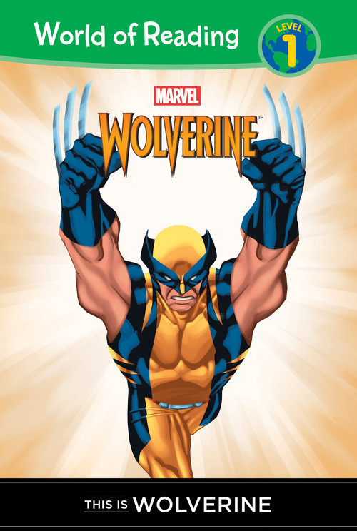 Cover: This is Wolverine