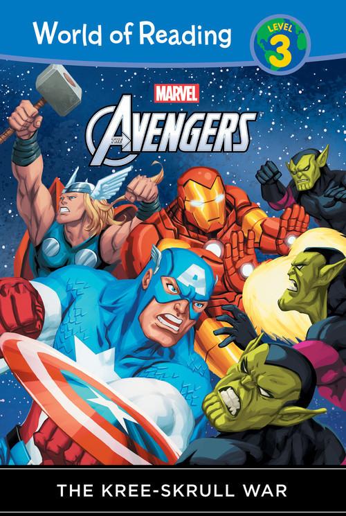 Cover: Avengers: Kree-Skrull War