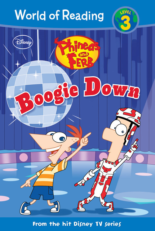 Cover: Phineas and Ferb: Boogie Down