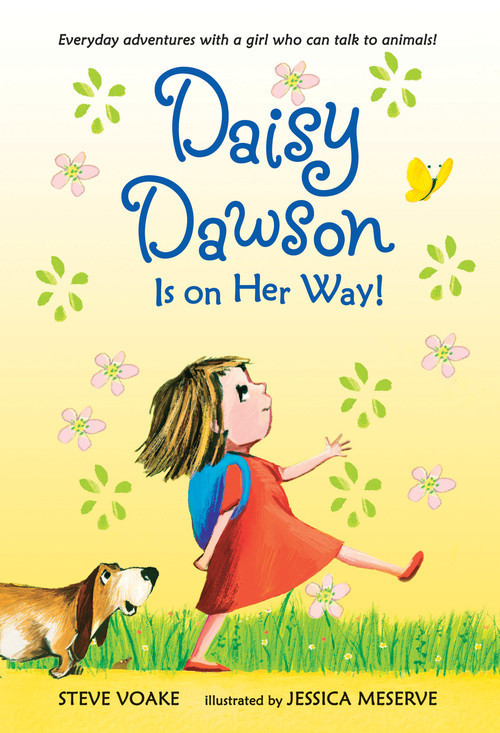 Cover: Daisy Dawson is on Her Way