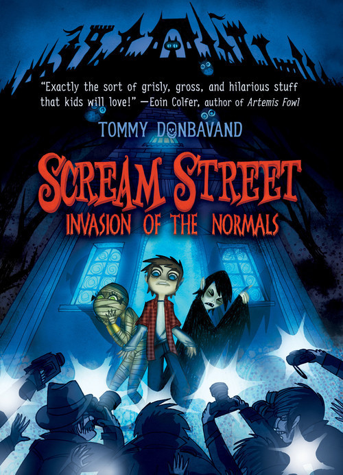 Cover: Invasion of the Normals: Book 7