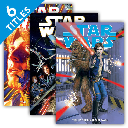 Cover: Star Wars: In the Shadow of Yavin