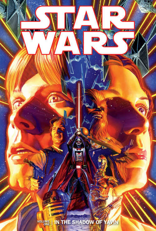 Cover: Star Wars: In Shadow of Yavin: Vol. 1