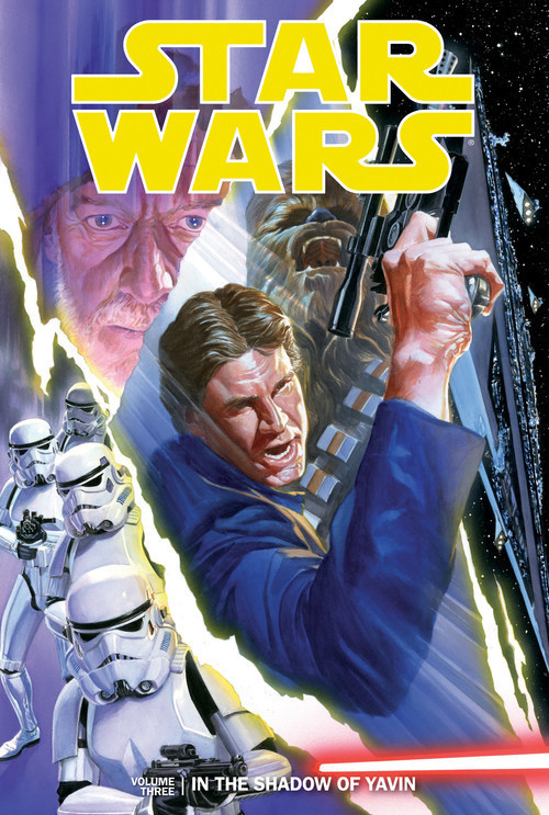 Cover: Star Wars: In Shadow of Yavin: Vol. 3