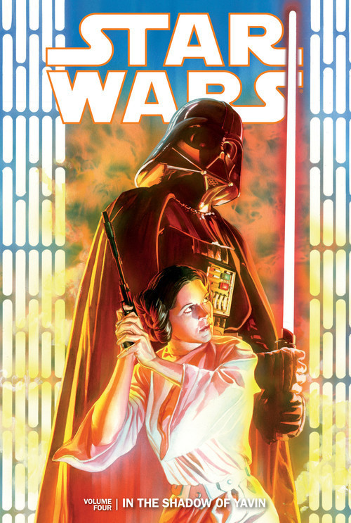 Cover: Star Wars: In Shadow of Yavin: Vol. 4