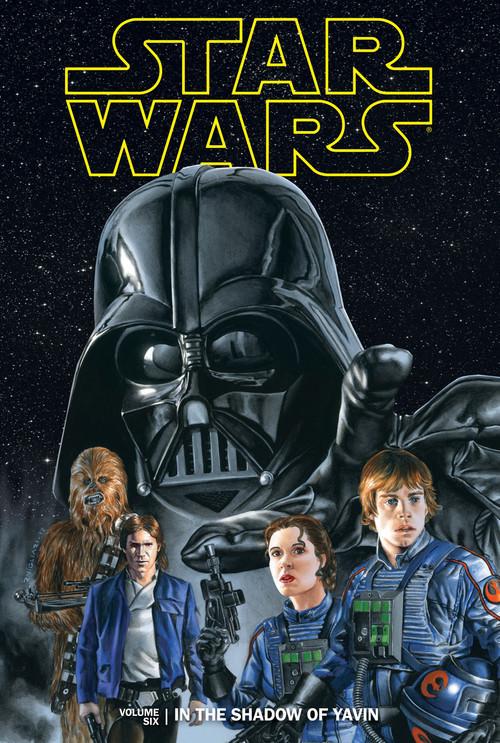 Cover: Star Wars: In Shadow of Yavin: Vol. 6