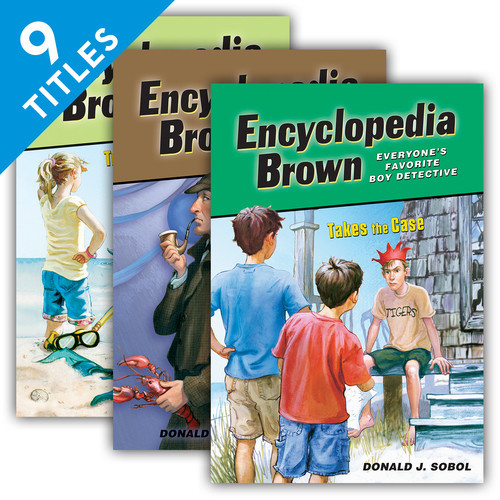 Cover: Encyclopedia Brown