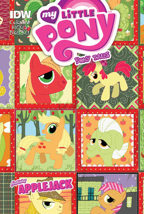Cover: Applejack