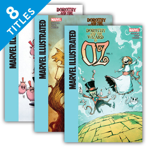 Cover: Dorothy and the Wizard in Oz