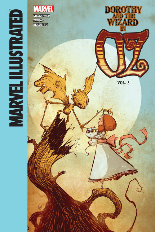 Cover: Dorothy and the Wizard in Oz: Vol. 5