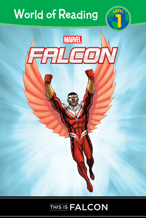 Cover: Falcon: This is Falcon
