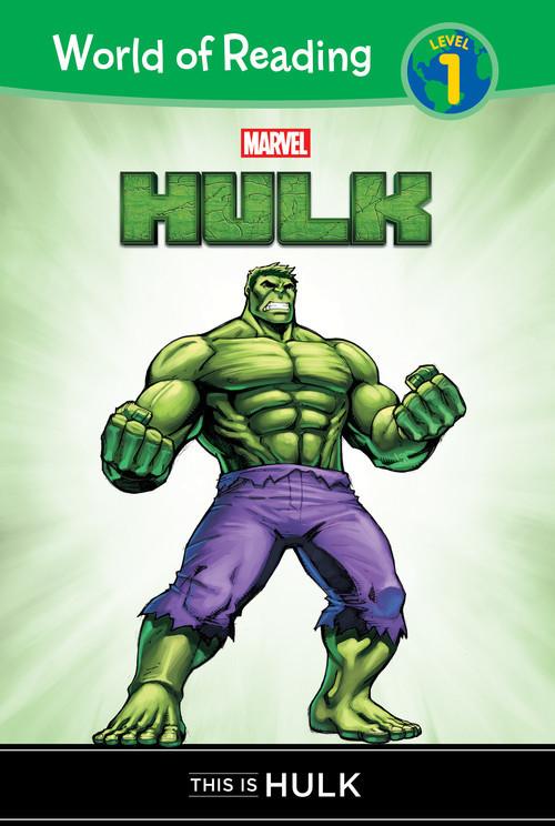 Cover: Hulk: This is Hulk