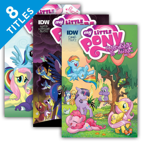 Cover: My Little Pony: Friendship is Magic