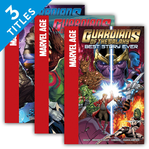 Cover: Guardians of the Galaxy