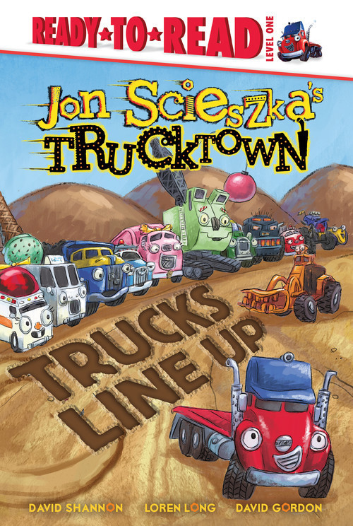 Cover: Trucks Line Up
