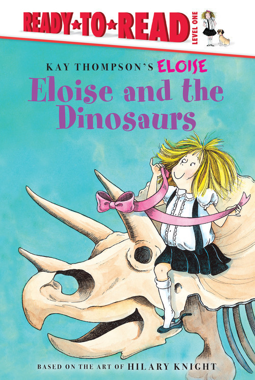 Cover: Eloise and the Dinosaurs