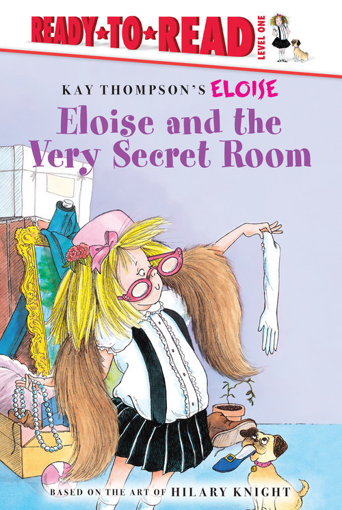 Cover: Eloise and the Very Secret Room