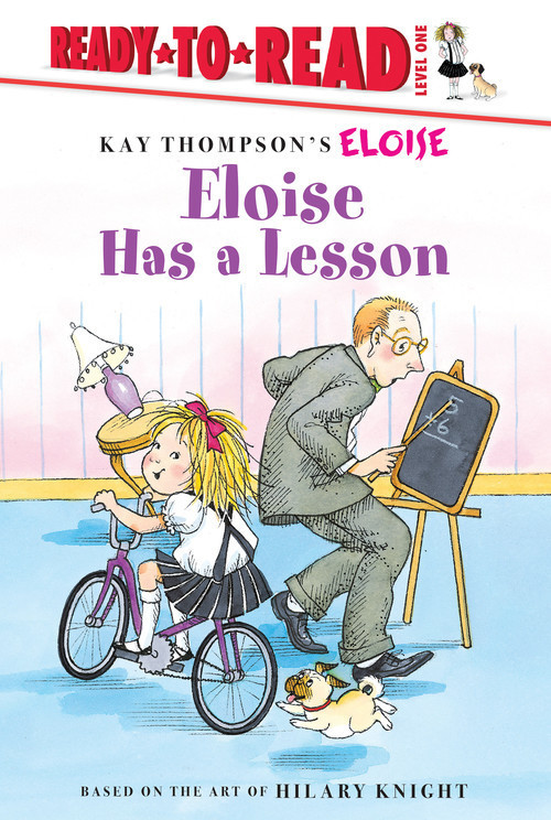 Cover: Eloise Has a Lesson