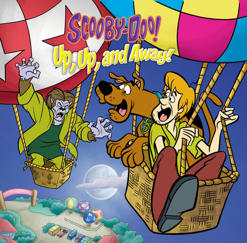 Cover: Scooby-Doo in Up, Up, and Away!