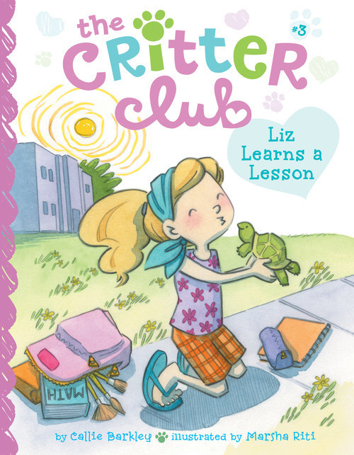Cover: Liz Learns a Lesson: #3