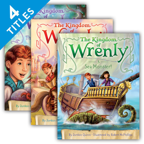 Cover: The Kingdom of Wrenly
