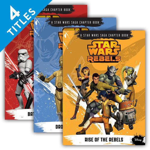 Cover: Star Wars Rebels