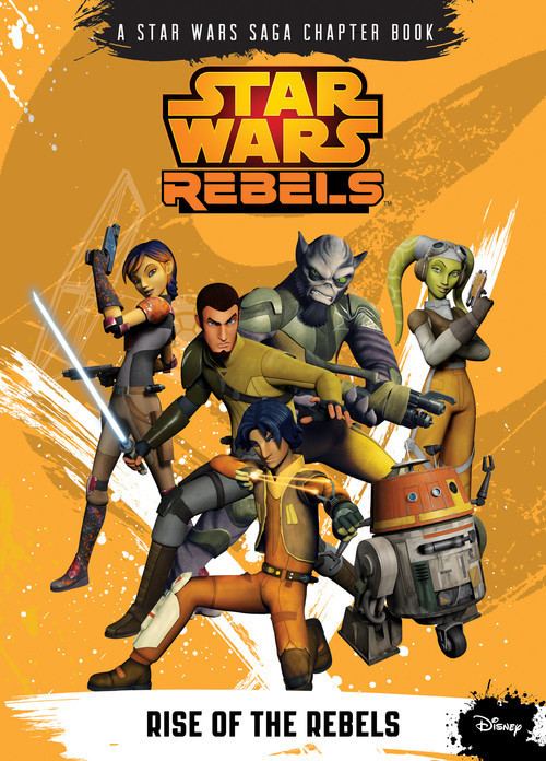 Cover: Rise of the Rebels