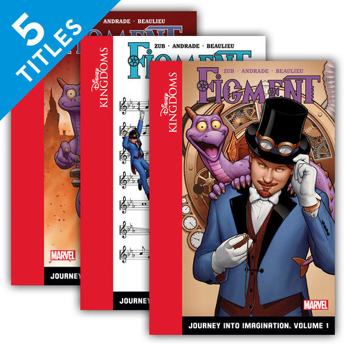 Cover: Disney Kingdoms: Figment