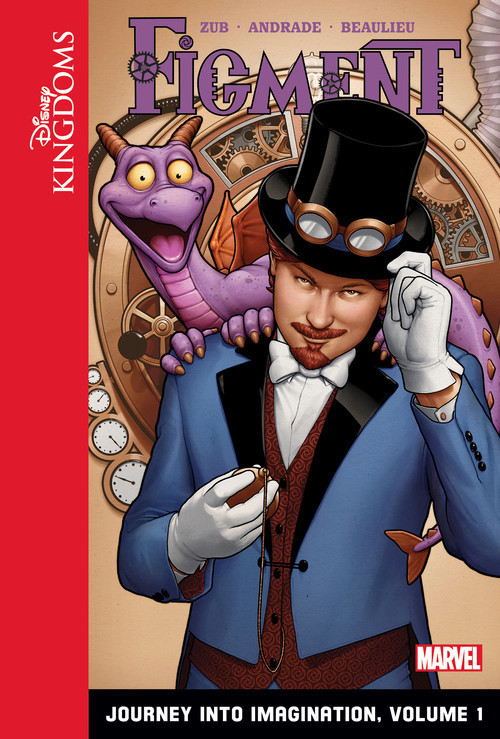 Cover: Figment: Journey Into Imagination: Volume 1