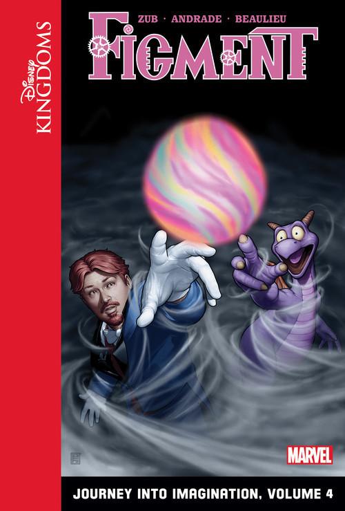 Cover: Figment: Journey Into Imagination: Volume 4