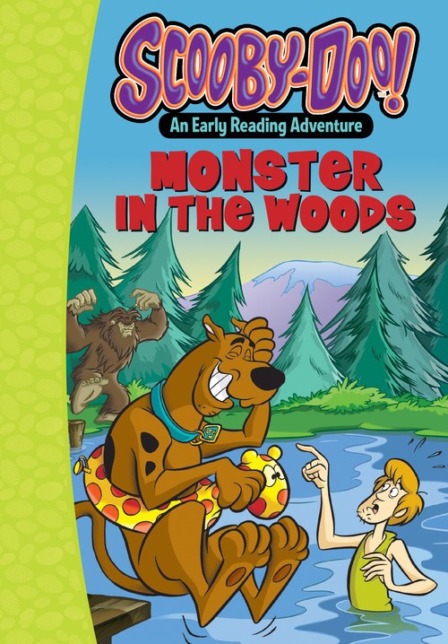 Cover: Scooby-Doo and the Monster in the Woods