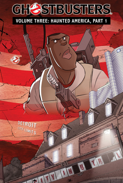 Cover: Ghostbusters Volume 3: Haunted America, Part 1