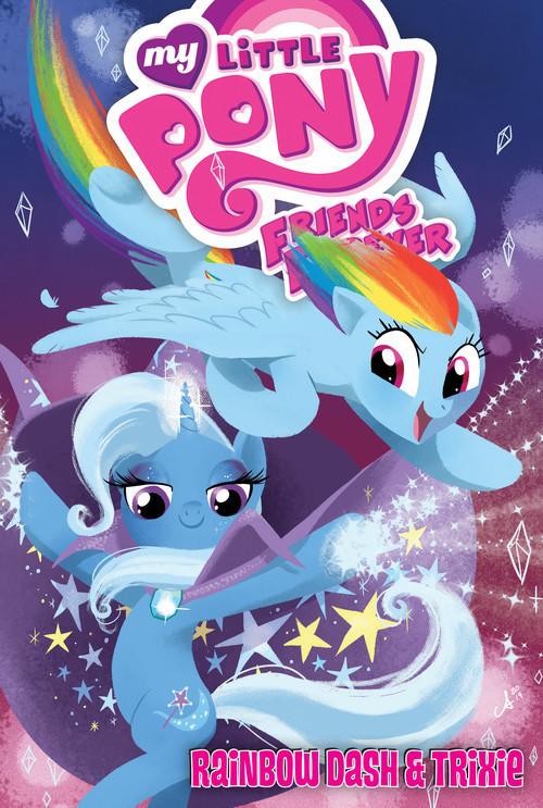 Cover: Rainbow Dash & Trixie