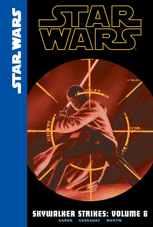 Cover: Skywalker Strikes: Volume 6