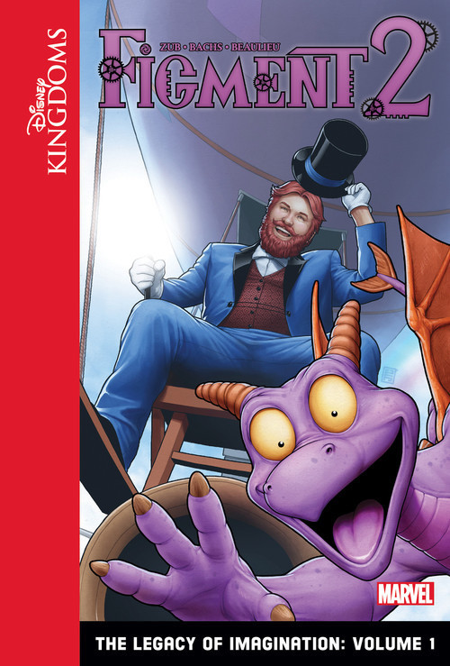 Cover: Figment 2: The Legacy of Imagination: Volume 1